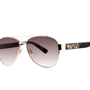 Juicy Couture authentic aviator sunglasses